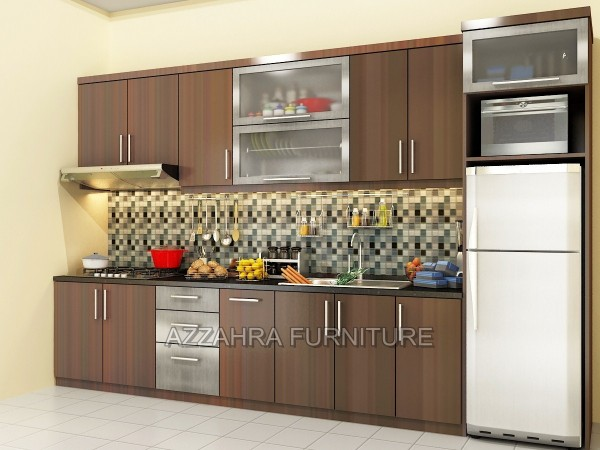 Kitchen Set Minimalis Harga Ekonomis