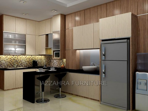 Azzahra Furniture Kitchen Set 12