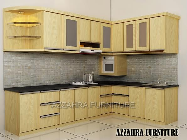 Azzahra Furniture Kitchen Set 14