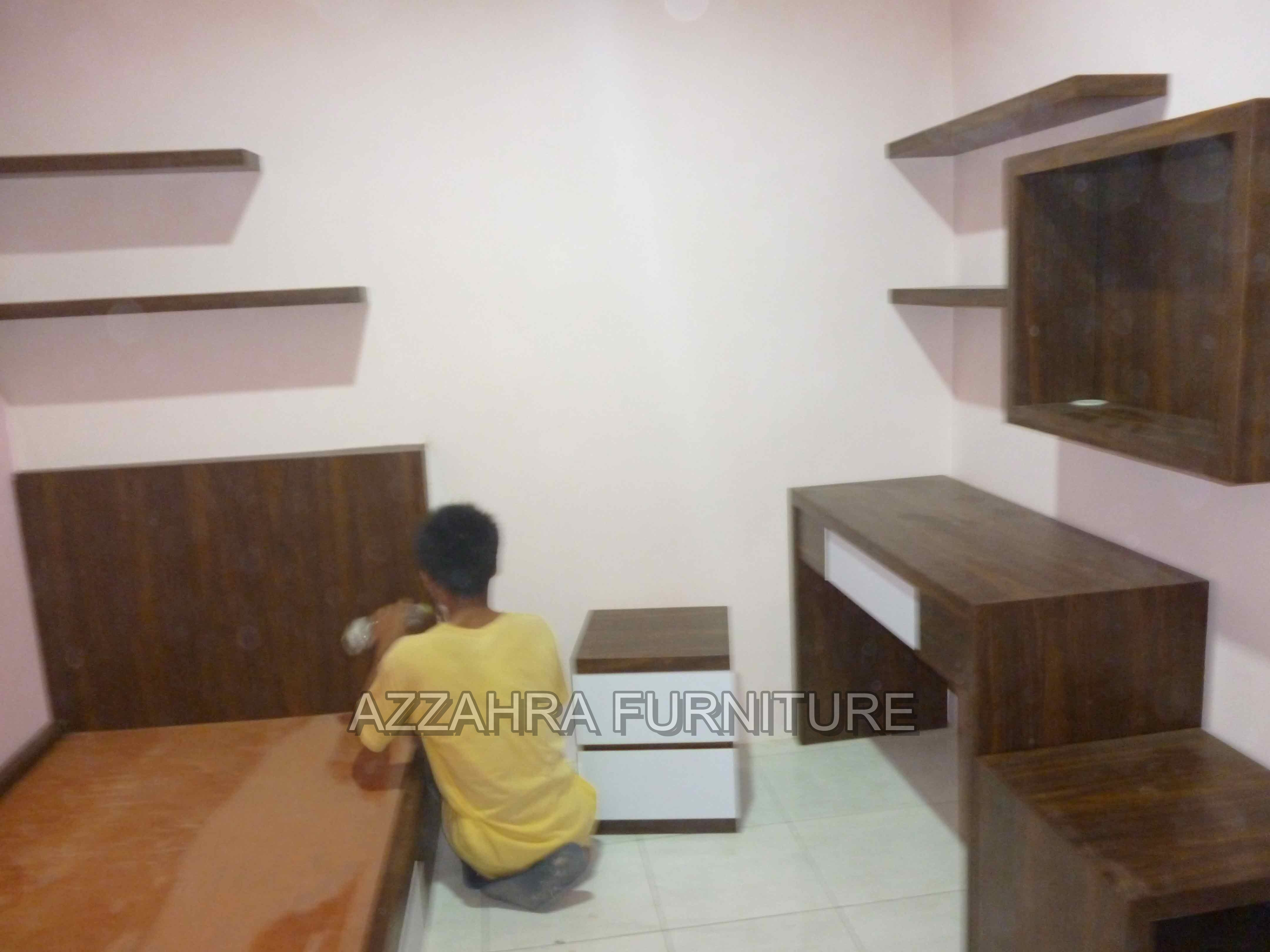 Furniture Kost Minimalis Azzahra Furniture # Muebles Rapi Estant