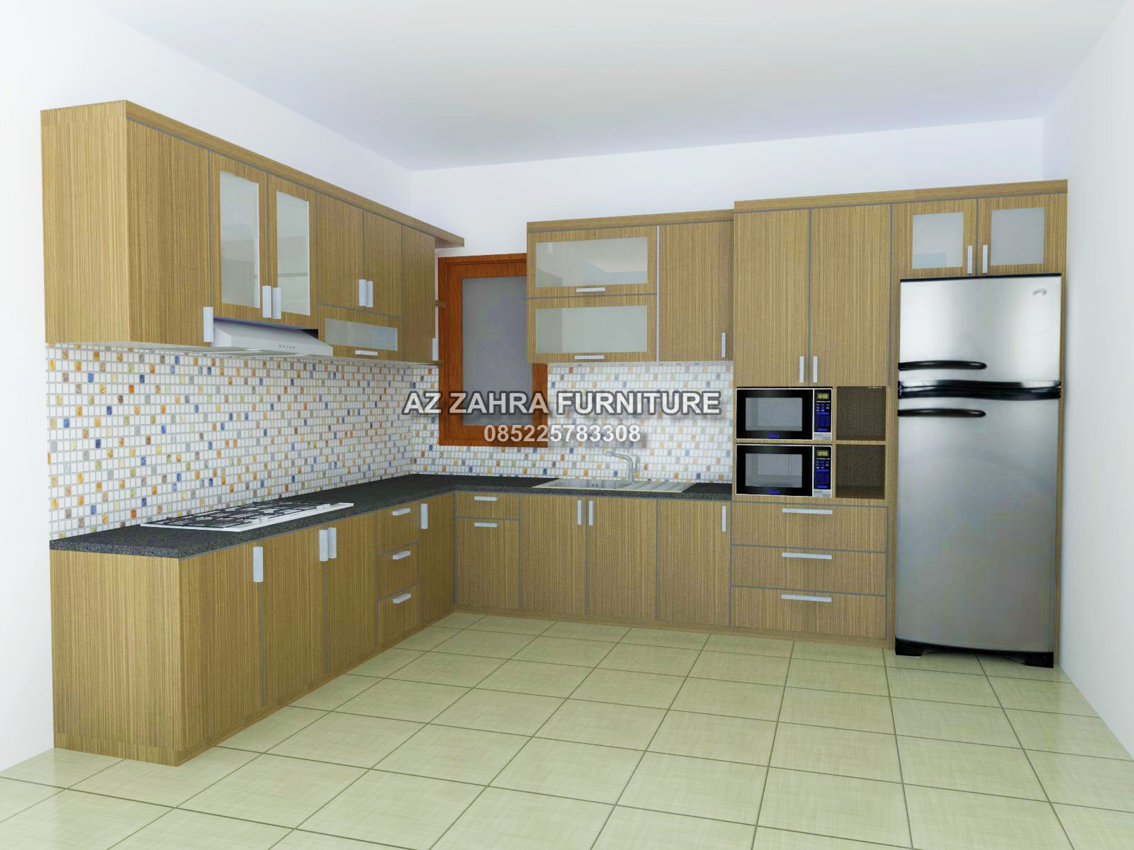 Semarang Kitchen Set