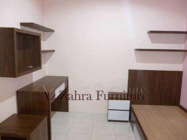 Furniture Kamar Kost Minimalis
